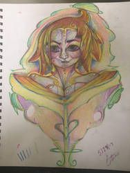 Sketch by StacieWacieee