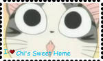 Chi's Sweet Home Stamp by Nookslider