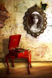 vintage beauty by dienel96