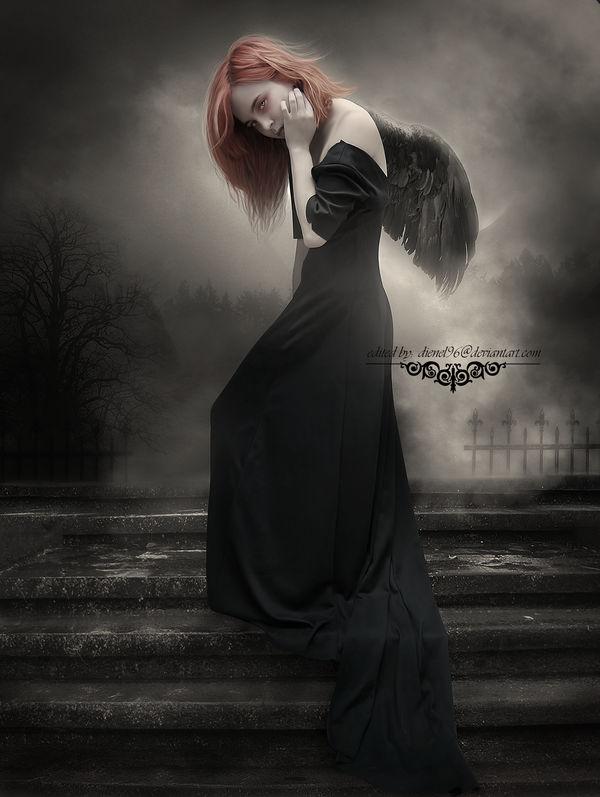 The Fallen Angel by dienel96