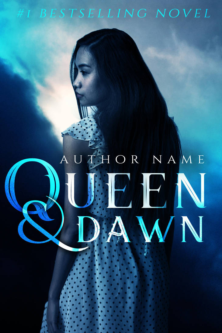 Queen and Dawn Premade BOOK Cover by AlreadyLady
