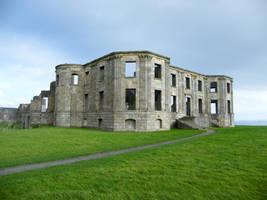 Irish Ruins by Queenselphie