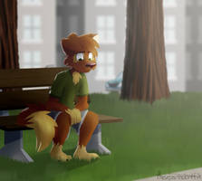 sad doge by ThesePantsDontFit