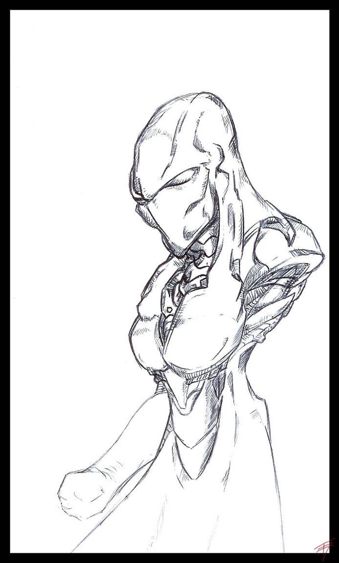 Priestess by ludd1te