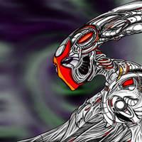 Alien - FINAL by ludd1te