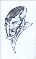 Another Alien Portrait by ludd1te
