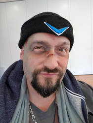 Captain Boomerang Makeup by ludd1te
