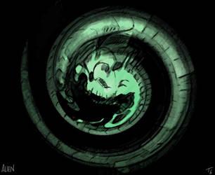 Alien Scan by ludd1te