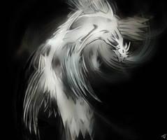 Winter Dragon by ludd1te