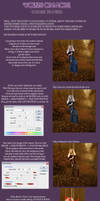 Modifying the Model - Tutorial by Lunia-Stock