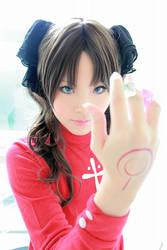 Rin Tohsaka by 0kasane0
