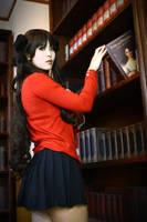 Fate/staynight-Rin Tohsaka by 0kasane0