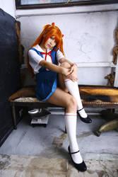Asuka Langley Shikinami by 0kasane0