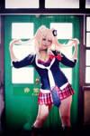 Junko Enoshima-DANGAN RONPA by 0kasane0