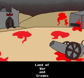 Land of War and Crowns by DaleraTheHedgedingo2