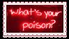 poison by glittersludge