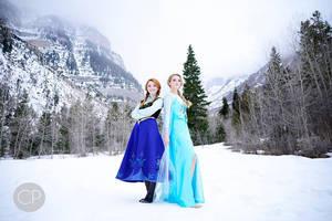 Frozen - Cosplay by peetasokka