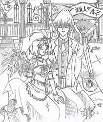 Sweet Wedding by KaibaAnzu