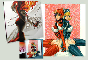 Pepper_Project_Artbook by s2ka