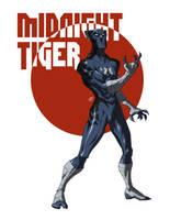Midnight_Tiger_fanart by s2ka