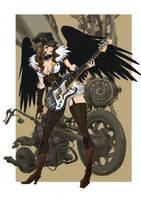Metal_angel by s2ka