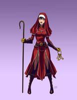 Sister Karen by s2ka