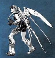 Dragonfly by s2ka