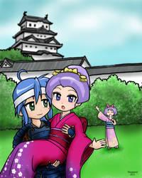 Kagami-sama by nyanki