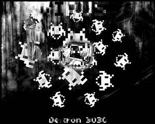 Virus - DelTron 3030 by H4cksaw