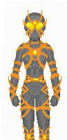 Kamen Rider Sunshine-Sunburst by KyuubiNight