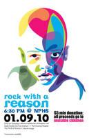 Concert Poster by Zivrezcara
