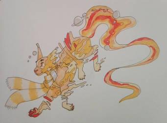Jupiter OFA CAT ADOPT [OPEN] by Ash-Doggie