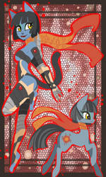 Kitt Pony Rena by raptor007