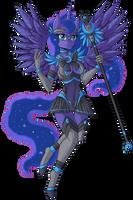 Sailor Luna by raptor007