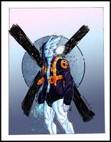 The Iceman Cometh by CRISTIAN-SANTOS