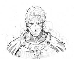 magneto headwap by CRISTIAN-SANTOS