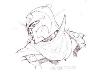 magneto headwap2 by CRISTIAN-SANTOS