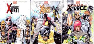 Marvel now sc's 1 by CRISTIAN-SANTOS