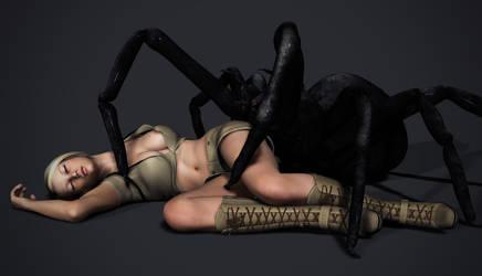 Rachel Fox - Spider Food? by Torqual3D