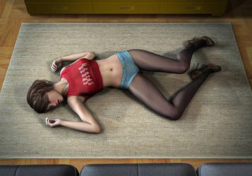 Tanya - Crime Scene (1MPV) by Torqual3D