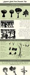 Tree Tutorial by LastKrystalDragon