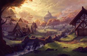 Thornwall by Fuzzybunikins