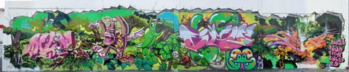 Alipio De Melo Wall by AnjoFDS