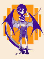 ''Emo/Vampire'' by AnjoFDS