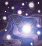Luna in the Dream's world by PhamNgocMinh1210