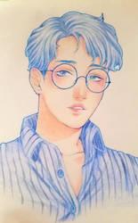 Blue Boy by MintBunnyGirl