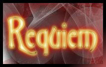 Requiem Glow Button Made in Gimp by anapocalypse77