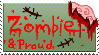 Zombie Stamp by Maniactheleader