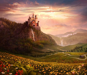 castle by CiCiY