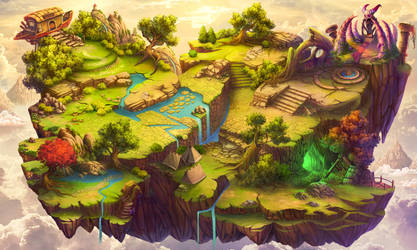 Map Design by CiCiY
